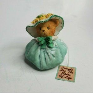 """""""Cherished Teddies"""" Friends Are The Spice Of Life"""